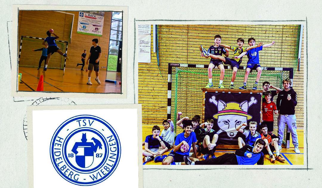 1. Be a Pro Winter-Handballcamp TSV Wieblingen