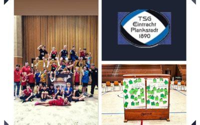 1. Be a Pro Handballcamp TSG Eintracht Plankstadt & TV Eppelheim