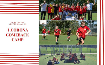 1.Corona Comeback Camp Leutershausen